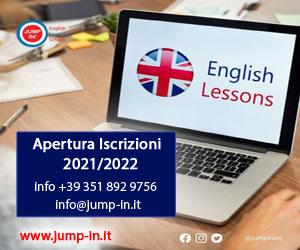 JUMP-IN corsi inglese