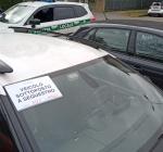 Beccata un'auto senza assicurazione: la nona da inizio anno