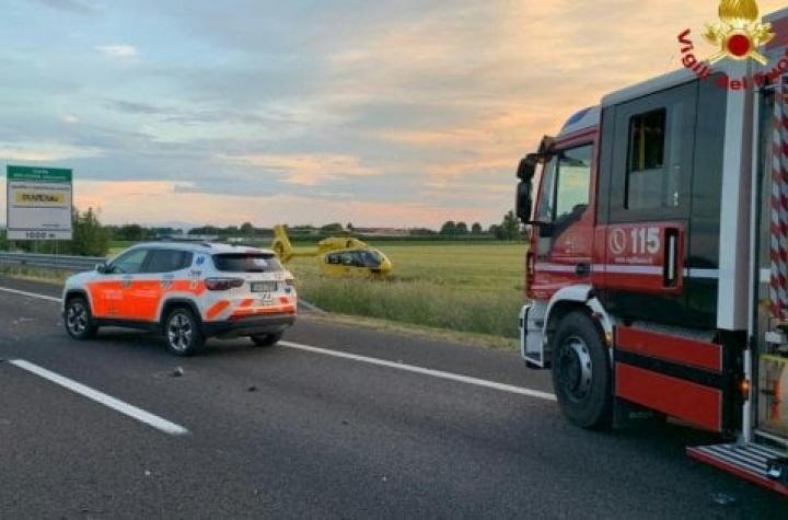 Tragico incidente in autostrada: muore 47enne