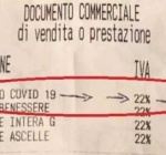 Attenzione agli scontrini: arriva la tassa Covid