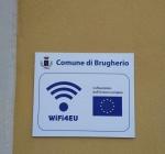 A Brugherio attivo il Wi fi libero