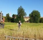 Parte  il cantiere della ciclabile tra Brugherio e Monza